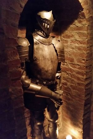 Knight Knights Templar Statue Sculpture No People Indoors