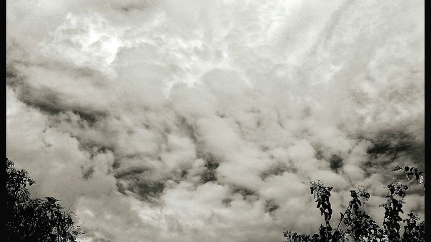 Black And WhiteCloud Formations Fine Art Photography @ Constitution Hill