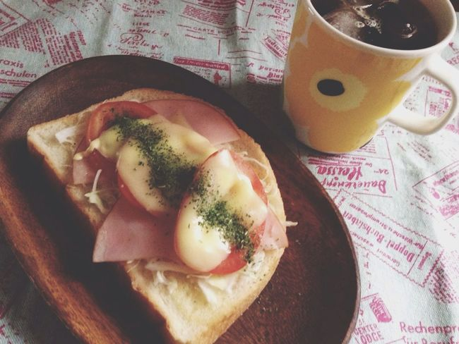Breakfast Goodmorning Marimekko Eating
