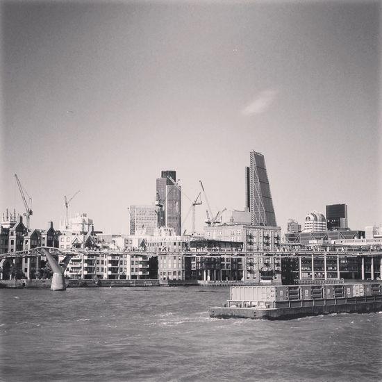 Londres London Obras Edificios
