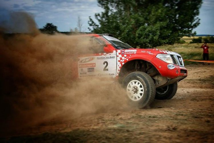 Boris Gadasin of Russia at Hungarian Baja EEprojects Rally Autosport Motorsport Nissan Speed Gravel Car Sportscar Eatmydust Rallycar Driving Pushtothelimit Masculine Service Dakar Offroad Champion 4x4 Race Racing Extreme Igshotz Ig_sharepoint Ig_masterpiece dakarrallysuvbadassmachines@gadasinwhatsyourweaponrallyhd