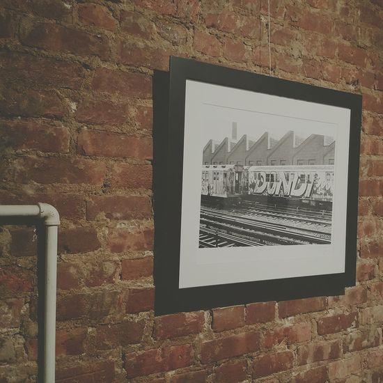Viewing Dondi ArtWork Graffiti at WallWorks