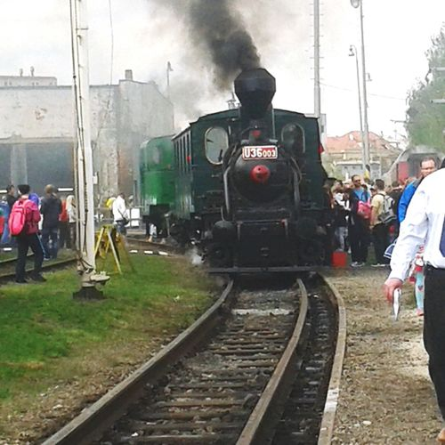 Trainstation Trains Katka More People People Watching That's Me Taking Photos Relaxing Enjoying Life Hanging Out Check This Out Dusty Slovakia Railways