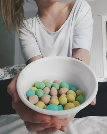 More please! Hanging Out Happy Taking Photos Minieggs Happyeaster Hello World Vscocam Enjoying Life Love Candy