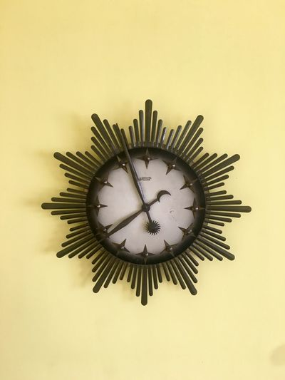 Vintage Vintage Clock Clock Time No People Clock Face Minute Hand Roman Numeral Hour Hand Close-up Day