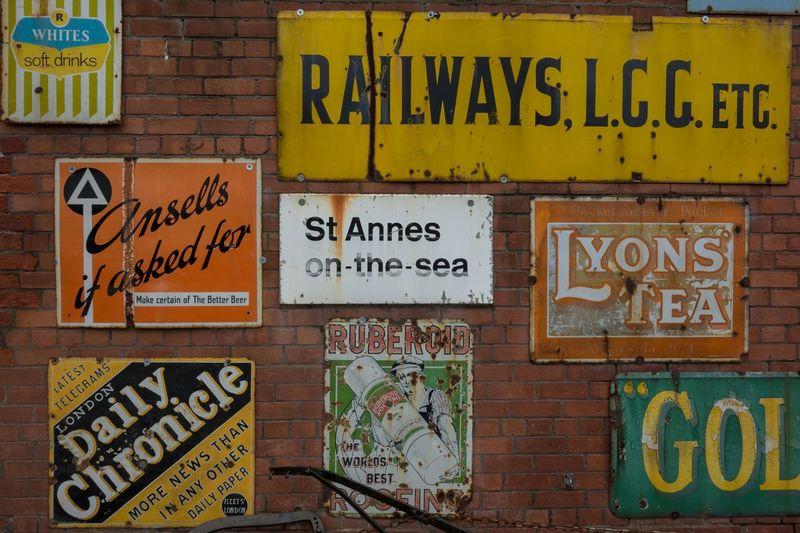 Oldsigns Vintage Antiques
