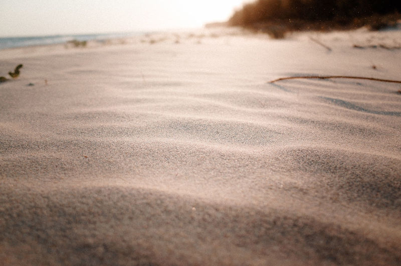 Land Beach Sand