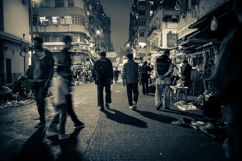 jank market SSP EyeEmNewHere Shadows & Lights Monochrome Photography Streetphotography Nightshooters Market City Life Undreground EyeEm Gallery Outdoors Moments Of Life Oldlens Sumillux35mm1st Discoverhongkong Hello World Life In Motion Walking Around From My Point Of View EyeEm Masterclass Taking Pictures Street Photography The Street Photographer - 2017 EyeEm Awards