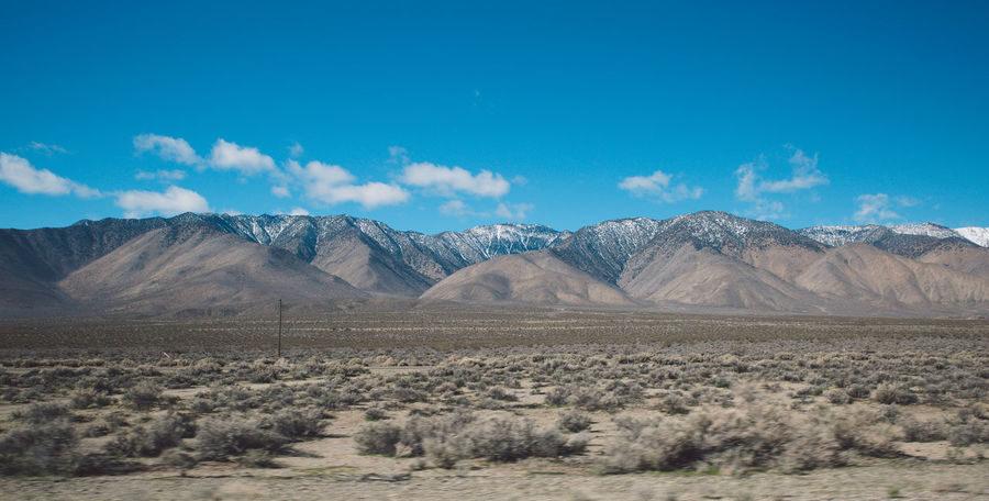 Arid Climate Barren Beauty In Nature Blue Sky CA-190 Cloud - Sky Coso Day Death Valley Desert Desert Landscape Mountain Mountain Range Mountains Nature Nature Olancha Outdoors Road Roadtrip Scenics Sky Tranquil Scene Tranquility