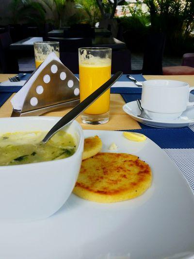 Buenos días por la mañana Good Morning Breakfast Desayuno Cafe Time Buenos Días Coloerful Fullcolor Mañana Colombia Venezuela San Cristobal