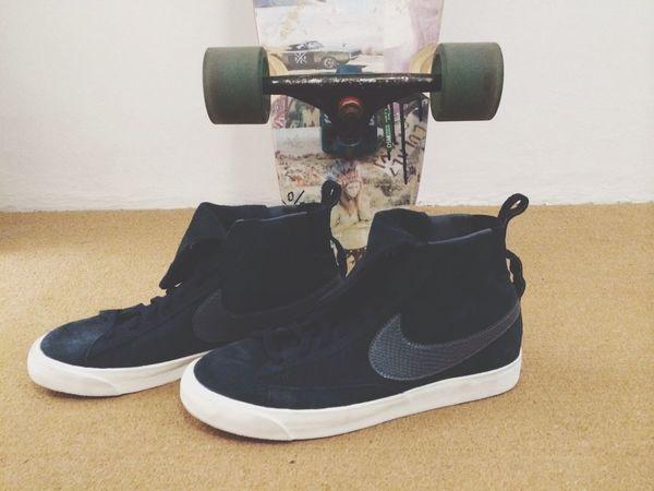 Nike & Longboard // bliss