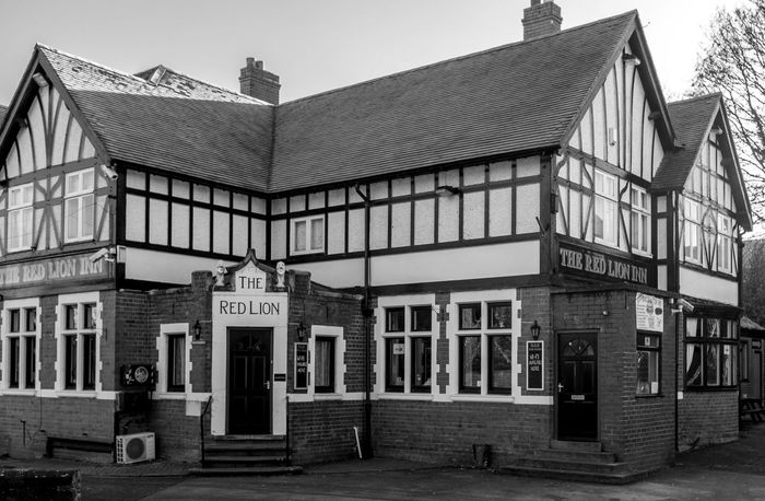 The Red Lion, Brixworth, Northamptonshire Northampton Pubs Black And White Architecture Northamptonshire