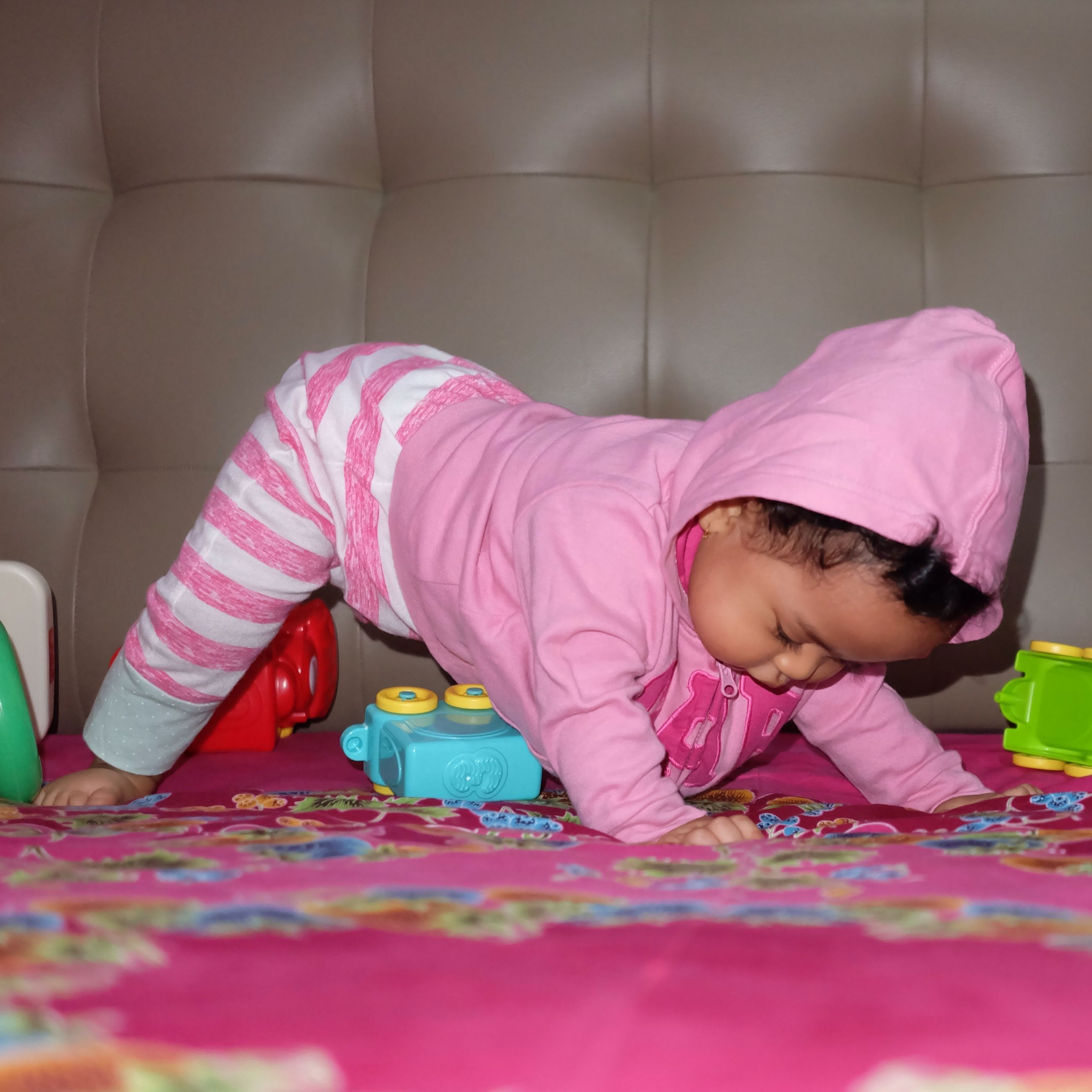 childhood, indoors, innocence, lifestyles, relaxation, elementary age, girls, person, leisure activity, boys, sitting, casual clothing, cute, full length, bed, lying down, sleeping