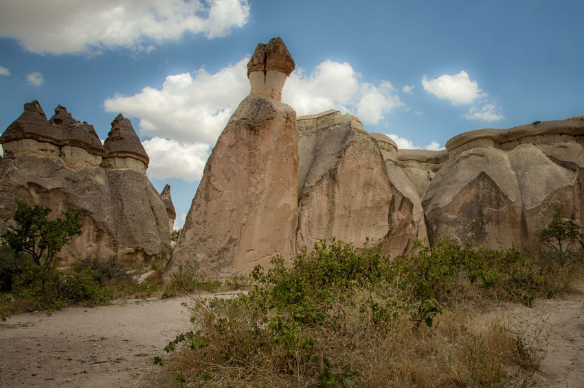 Cappadocia Cappadocia Cappadocia/Turkey Earth Rock Formation Turkey Ancient Civilization Arid Climate Beauty In Nature Climate Cloud - Sky Geological Formation Geological Landscape Geology Landscape Mountain Nature Physical Geography Rock Rock - Object Scenics - Nature Sky Tranquil Scene Tranquility Travel Travel Destinations