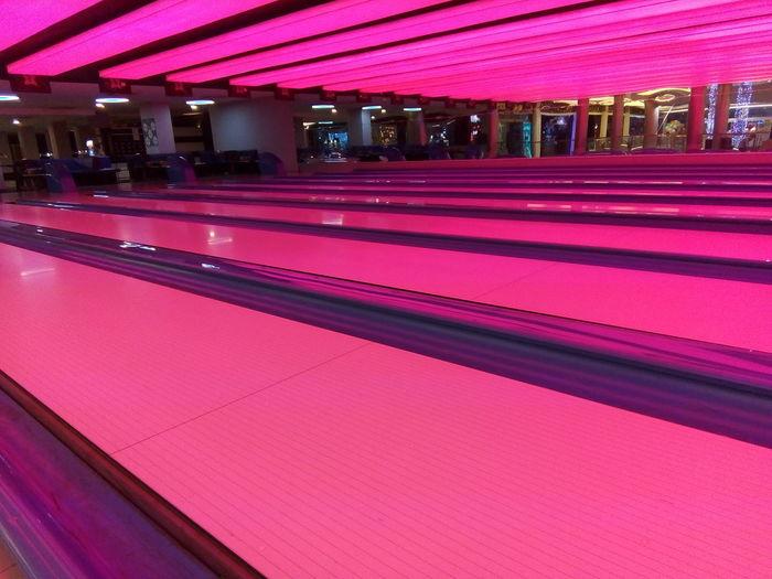 Bowling Hall.