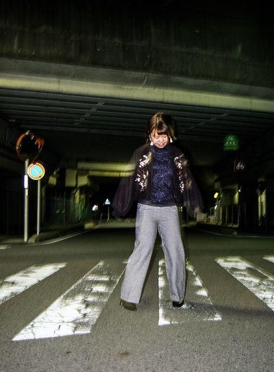 Night People FashionSnap Fashion Eyeemphotography Street Portrait Light And Shadow EyeEm Girl Ysora