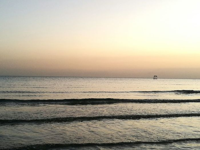 Horizon Over Water Sea Water Beach Beauty In Nature Tranquility Seascape Tourism Vacations Aftersunet Egypt