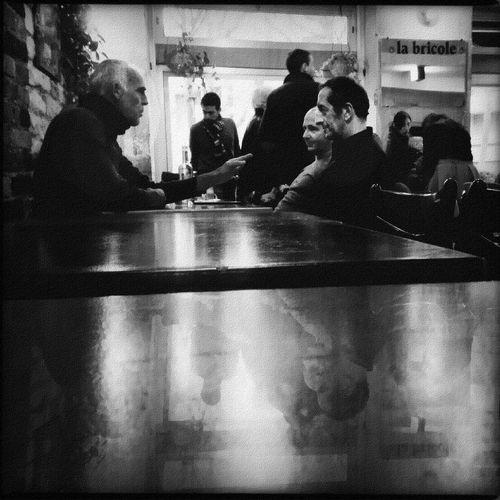 I love Parisian bistros part 2 Troquet Parisien Parisians' Life