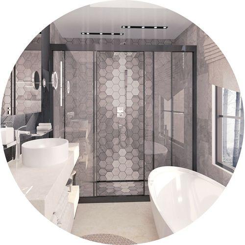 дизайн 3d Interior Design Design Enjoying Life Relaxing Bathroom