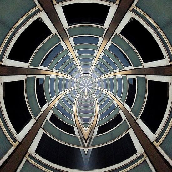 Shine on! Abstract Architecture Abstractvuka NEM Abstracts Mission Mystery