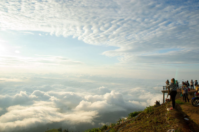 Cloud Cloudy Landscape Nature Outdoors Sky Vacations