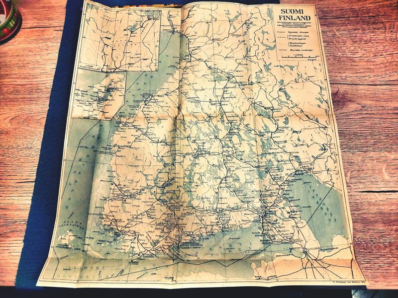 Finding New Frontiers Map Old Map Suomi Map Map Of Finland Travel North Europe Map From Year 1923 Cartography Suomi Suomi Finland Adventure Finland