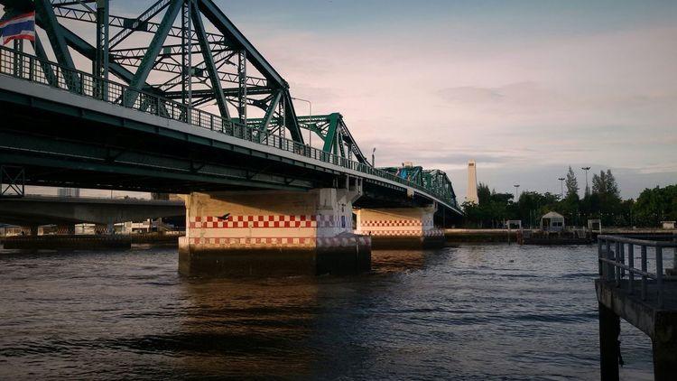 Pathom Borommarachanuson Bridge, Open Edit. Eyeem Gallery Taking Photos.