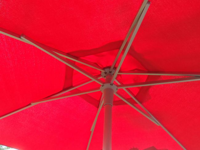 Sitting under the red shade umbrella Background Background Color Day Low Angle View Nature No People Outdoors Red Red Red Umbrella Shade Umbrella Shelter Sunlight, Shades And Shadows Table Umbrellas Umbrella Under The Umbrella  Under The Umbrella In The Sun Vibrant Color Vivid Color