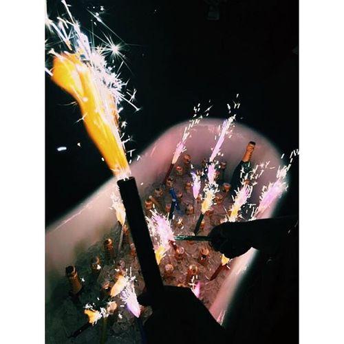Champagne Shower 🙌🏻🍻 Thanks for invited !! DrunkLikeCrazy 400 Awake TDSCelebration Birthdaycelebration  SpotYellowBeast Ferrari458  Dato NewZouk Memorable Ck_Ltd KB_Group