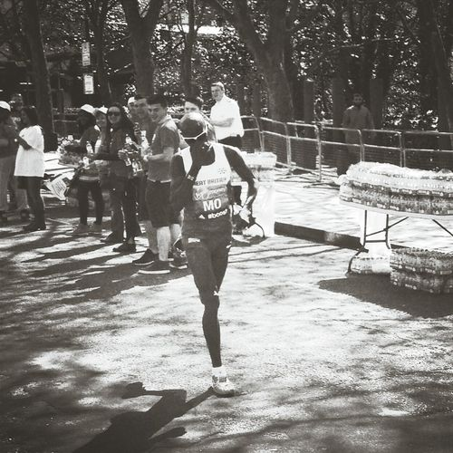 London Marathon City Of London Mo Farah Nike adidas The Human Condition