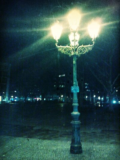West Berlin Gas Lights Are Lovely