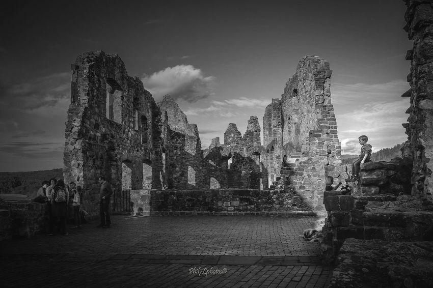 Phil7lphotos Taking Photos Schwarzwald Photography Blackandwhite Black And White Biancoenero Black & White Black And White Photography Photooftheday Photo Castle Ruin Castle