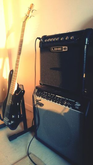 Bass Music Metal Amp Relaxing Time After School