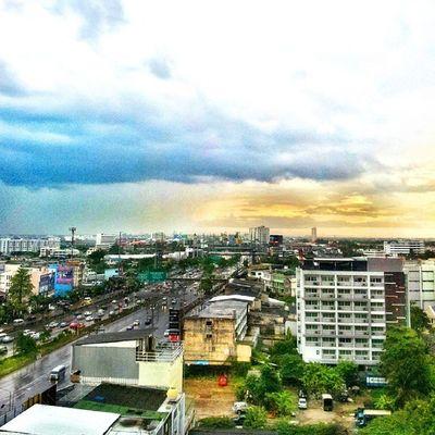 ฟ้าหลังฝนย่อมสวยงามเสมอจิงป่าวไม่รู้ มะโน !!