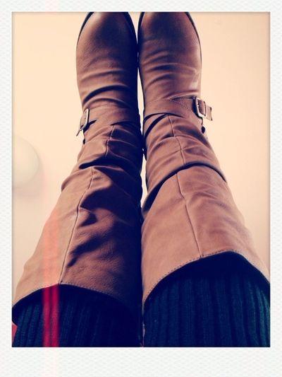 I Loveeee My Boots ☺