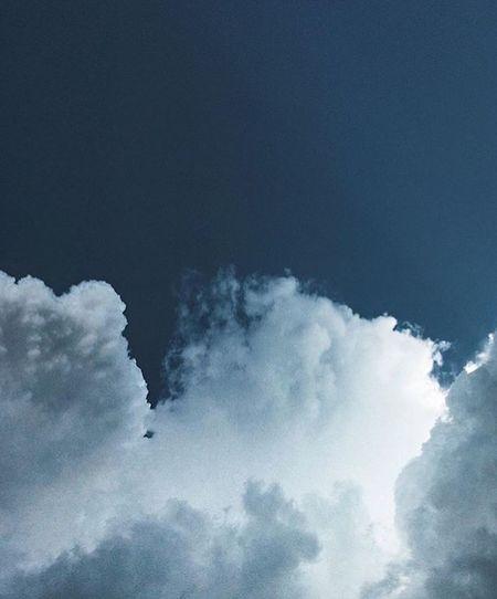 Beautiful clouds, subhanAllah 💕☁️ Clouds And Sky Clouds Cloud - Sky Cloudy Cloud Cloud_collection  Cloudscape Cloudporn Sky And Clouds Skyporn Sky_collection Sky First Eyeem Photo