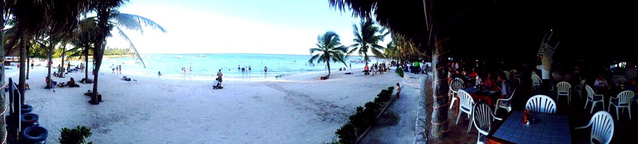 Akumal Mexico Relaxing