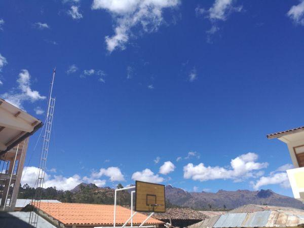 Bolivar ciudad en trujillo Peru