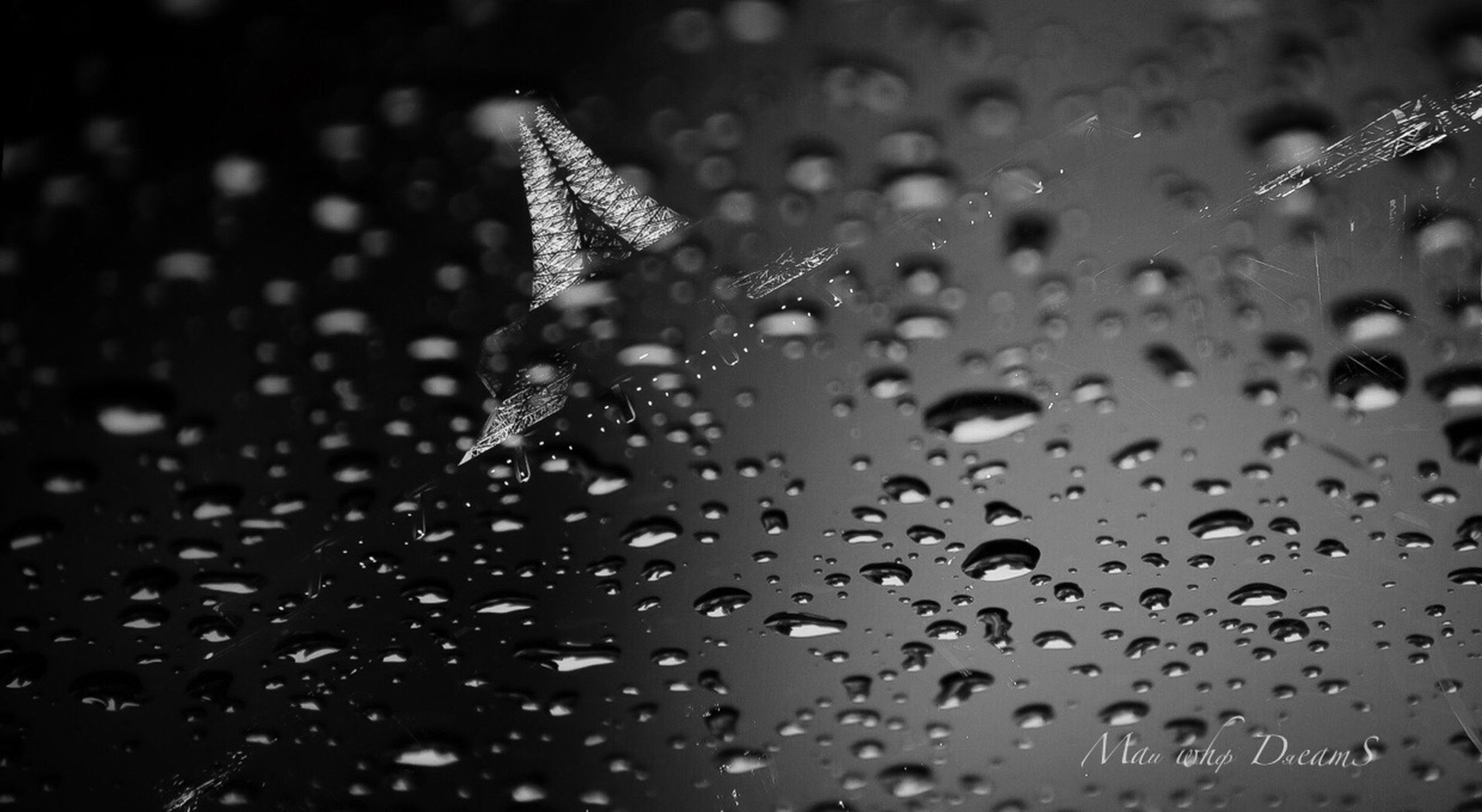 drop, wet, water, close-up, no people, selective focus, rain, window, raindrop, glass - material, focus on foreground, transparent, nature, full frame, indoors, rainy season, day, backgrounds, glass, dew, purity