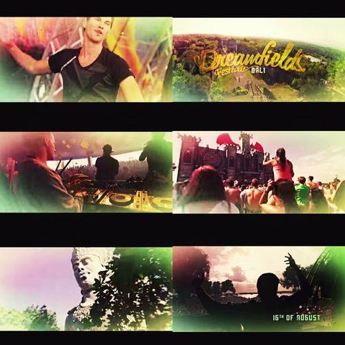 Dreamfields Party INDONESIA Bali