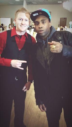 Me & ...Who?....Mike Jones! Mikejones Rapper HipHop Celebrity Random YEAHBUDDY Photooftheday