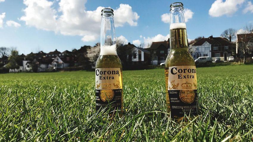 Just chilling First Eyeem Photo Long Goodbye Corona Beer Summer