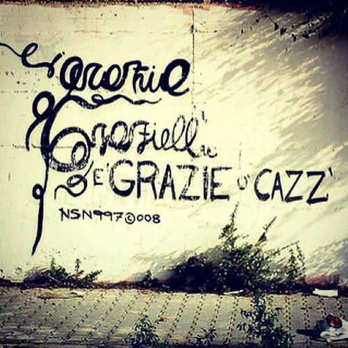 GraziE Graziella e GraziE 'ocazz Ancoragraziediverocuore