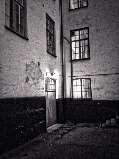 Blackandwhite Eye4photography  SWEDEN_bw Old And Beautiful
