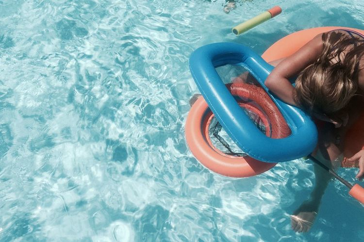 WeekOnEyeEm Boys Child Childhood Children Only Day Elementary Age Full Length Fun Leisure Activity Lifestyles One Person Outdoors People Playing Real People Summer Swimming Pool Vacations Water