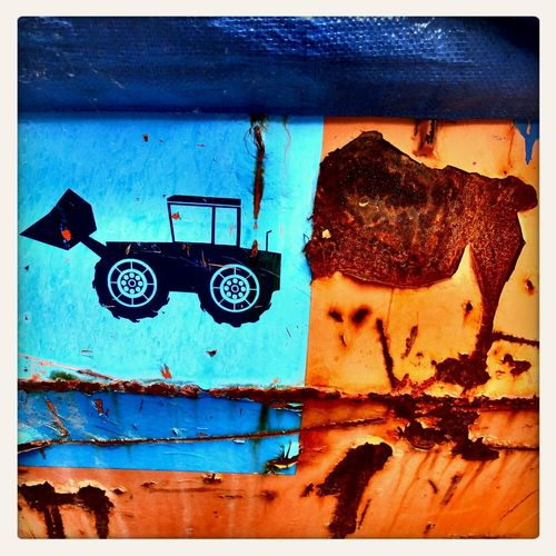 Rusty Container