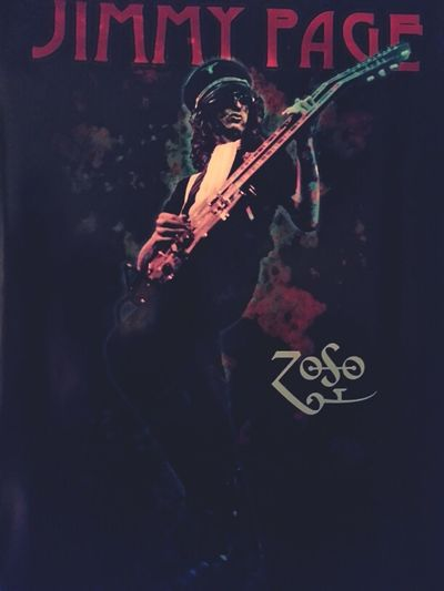 new Jimmy Page poster! in love