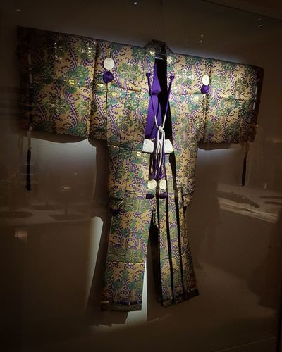 exposition Daymio, seigneurs de la guerre, lords of War. Museum Museeguimet Exhibition Exposition Daimyo Japon War Armour Musee Paris France EyeEmNewHere Picoftheday Multi Colored Full Length One Person Adult Indoors  One Man Only People Day
