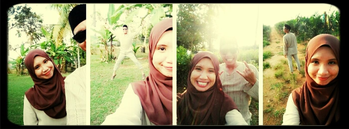 We seldom selfie but once we do it,we do it like crazy♡
