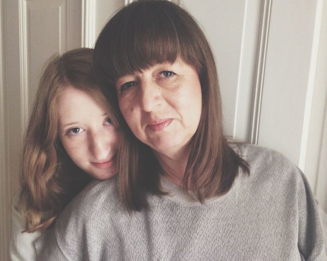 little part of my family. I love you Mama & Laura. Portrait Family The Portraitist - 2014 EyeEm Awards RePicture Love